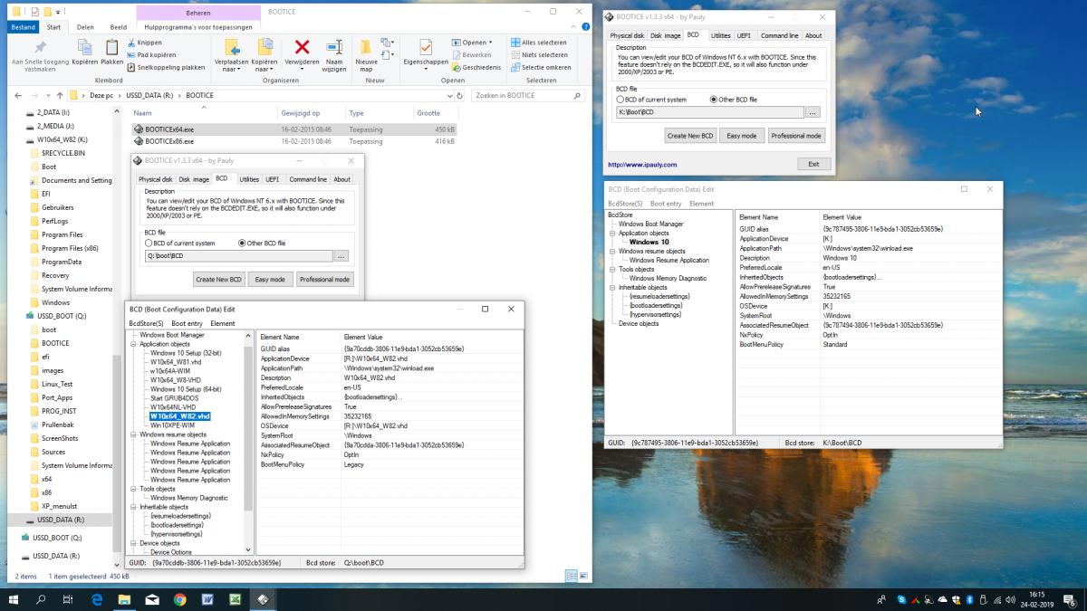 bartpe windows 10 uefi