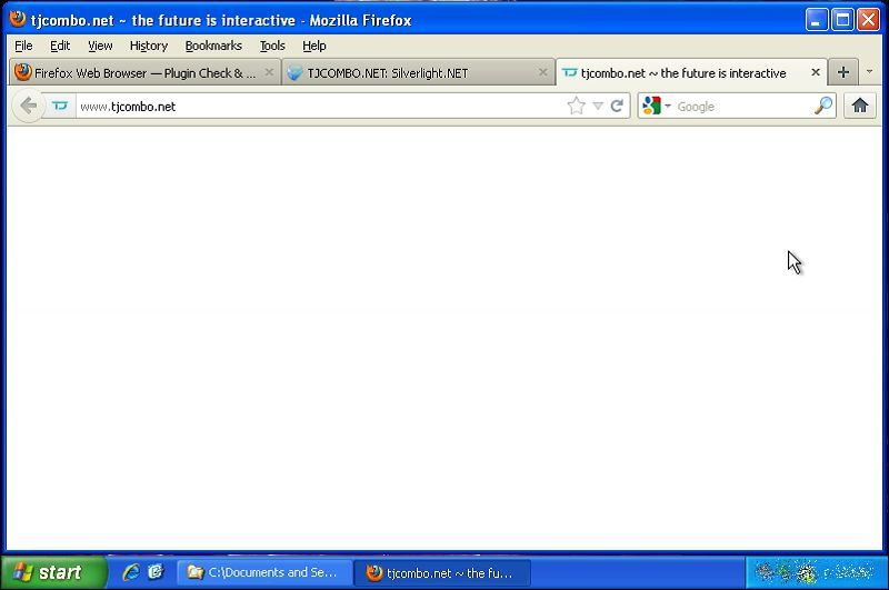 Firefox 11 Portable with Working Silverlight 5 Plugin
