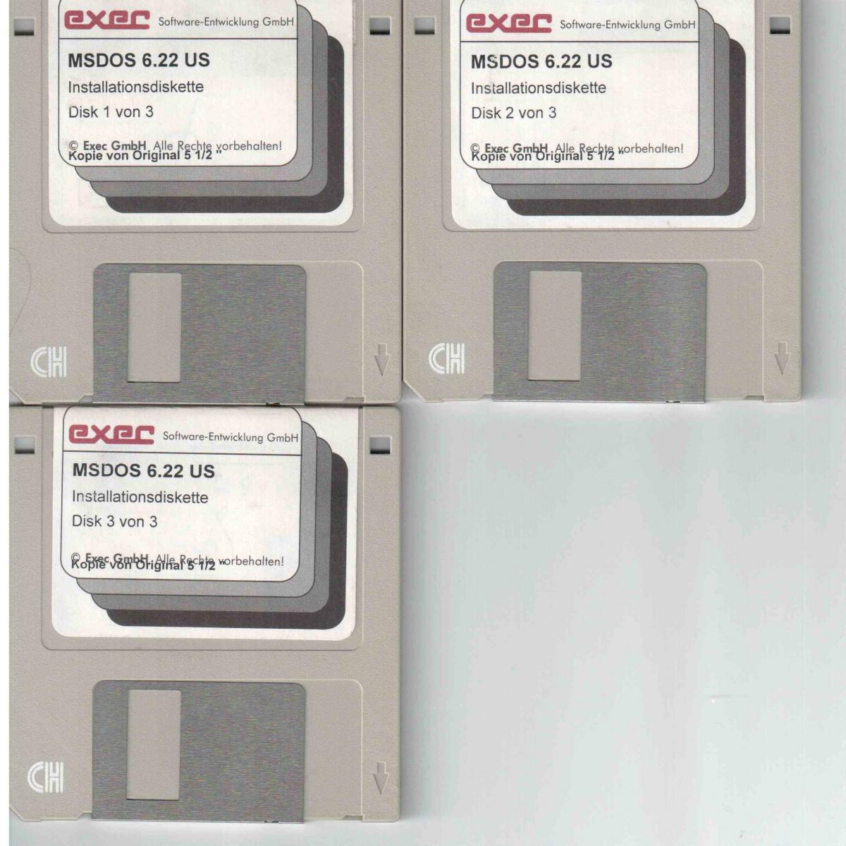 Where to Find MsDos 6 22? - FreeDos and Dos - reboot pro