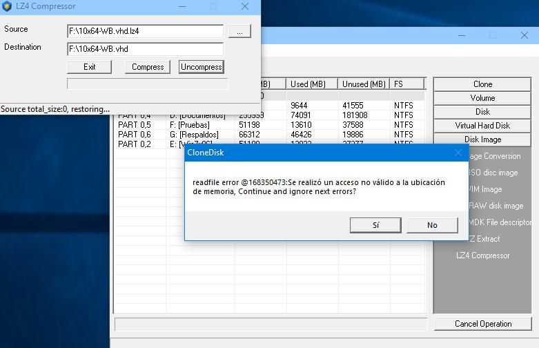 lz4_compressor - Project forge - reboot pro