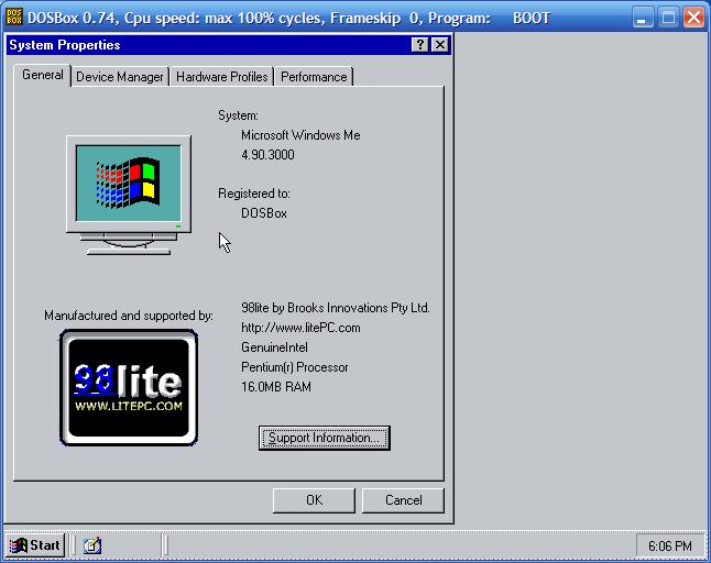 dosbox windows 95 installieren