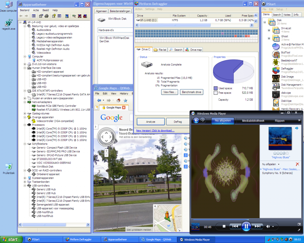 Boot Mini Windows VHD from Network via iPXE - Boot from LAN